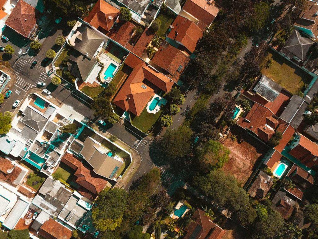 viviendas con techos solares